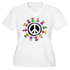 Peace Kids T-Shirt