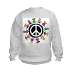 Peace Kids Kids Sweatshirt