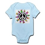 Peace Kids Infant Bodysuit