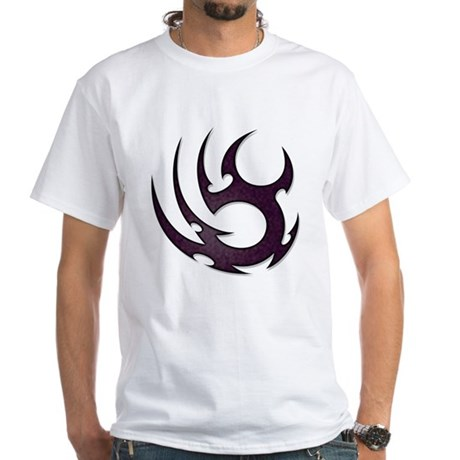 Tribal Talons White T-Shirt