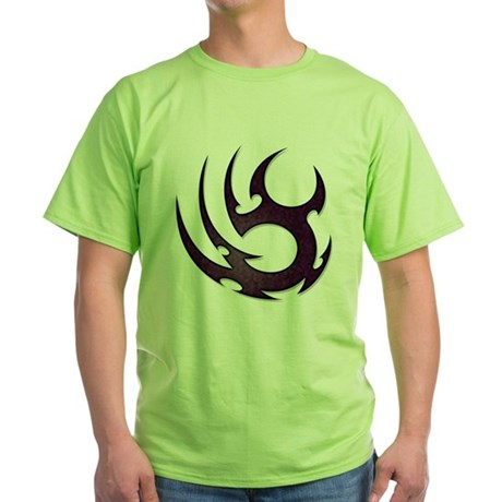 Tribal Talons Green T-Shirt