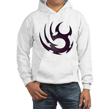 Tribal Talons Hooded Sweatshirt
