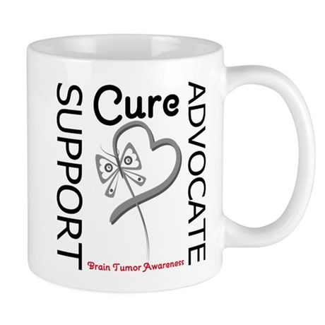 Brain Tumor Support Mug