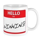 Winning! Mug
