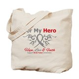 Brain Tumor For My Hero Tote Bag