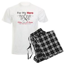 Brain Tumor For My Hero Pajamas