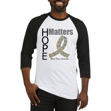 Brain Tumor Hope Matters Baseball Jersey