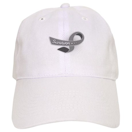 Brain Tumor Survivor Cap