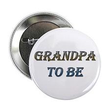 Grandpa To Be Button