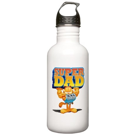 Super Dad! Stainless Water Bottle 1.0L