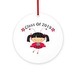 2019 Class Ornament (Round)