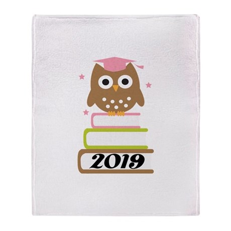 2019 Top Graduation Gifts Throw Blanket