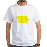 Yellow Iowa Shirt
