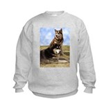 Alaskan malamute sweatshirts Crew Neck