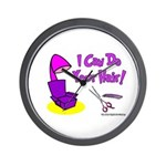 I Can Do Your Hair Wall Clock