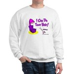I Can Do Your Hair Sweatshirt