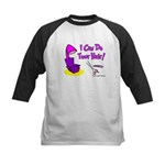 I Can Do Your Hair Kids Baseball Jersey