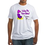 I Can Do Your Hair Fitted T-Shirt