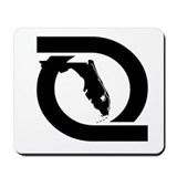 Florida East Coast FEC Mousepad