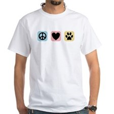 Peace Love Pets [i] Shirt