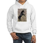Desert Stallion Hooded Sweatshirt