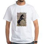 Desert Stallion White T-Shirt