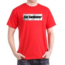 Cal SwimmerTM Black T-Shirt
