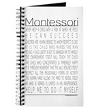 Maria Montessori Quotes Journal