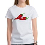Red Hot Peppers Women's T-Shirt