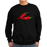 Red Hot Peppers Dark Sweatshirt (dark)