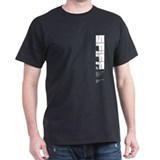 SF Film Festival Black T-Shirt