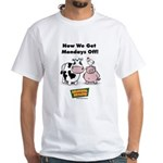 Go Meatless Monday T-Shirt