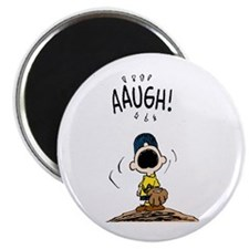 Baseball Aaugh! Magnet