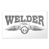 Welder Decal