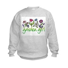 Garden Girl 2 Sweatshirt