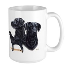 Labrador Retriever (black) Mug