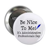 "Admin Professional Day 2.25"" Button (10 pack)"
