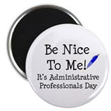 "Admin Professional Day 2.25"" Magnet (10 pack)"