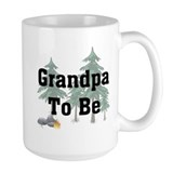 Hunting Grandpa To Be Mug