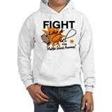 Fight Like A Girl Multiple Sclerosis Jumper Hoody
