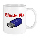 Flash me Small Mug