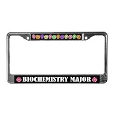 Biochemistry Major License Frame