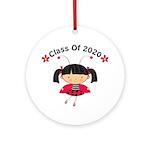 2020 Class Ornament (Round)