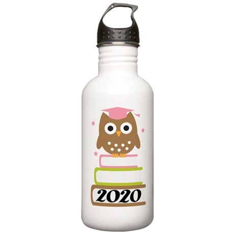 2020 Top Graduation Gifts Stainless Water Bottle 1