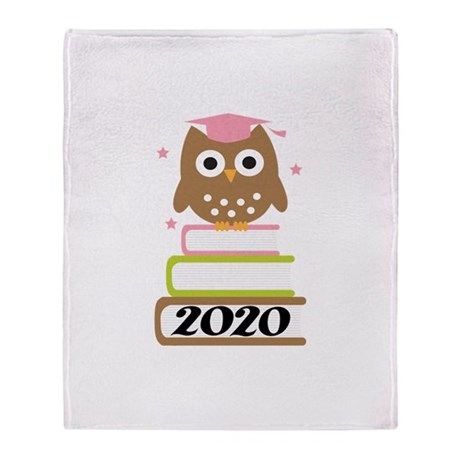 2020 Top Graduation Gifts Throw Blanket