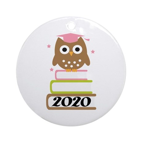 2020 Top Graduation Gifts Ornament (Round)