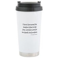 HPL: Shadows Ceramic Travel Mug