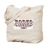 Rodeo Queen Tote Bag