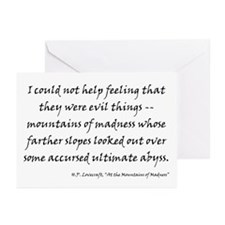 HPL: Madness Greeting Cards (Pk of 20)