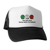 You Bet Your Bocce Balls Hat
